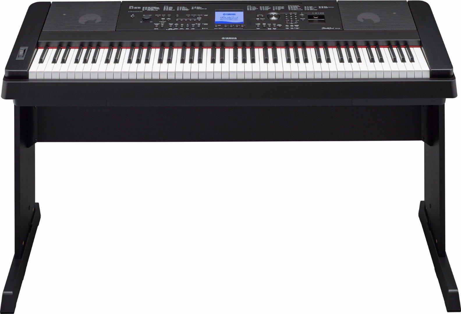 Yamaha DGX-660 Specifications