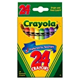 Amazon Price History for:Crayola 24 Ct Crayons - 3 Boxes