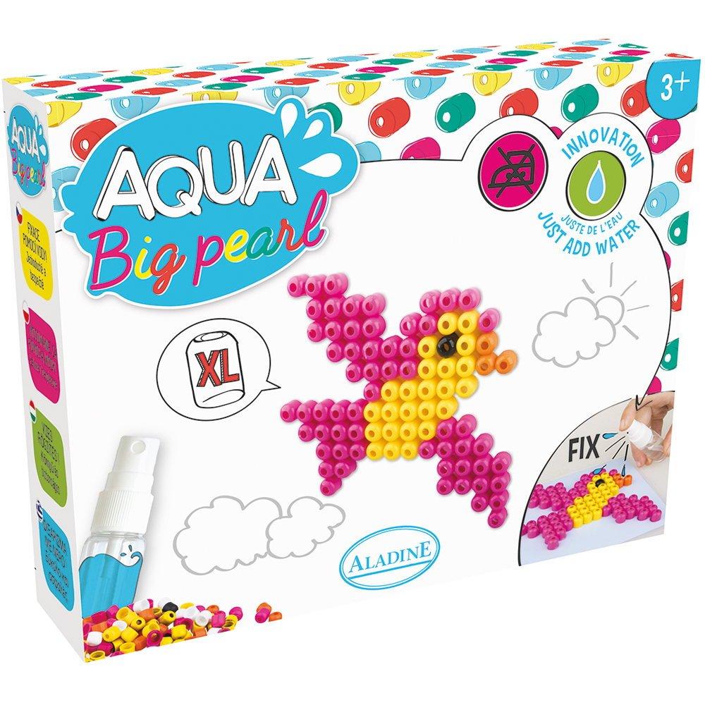 Aladine Et Aqua Pearl Jouets Oiseau47082Jeux Big 4jqL5R3A