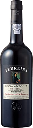 Vino de Oporto Ferreira Dona Antonia Reserva Tawny - Vino Fortificado