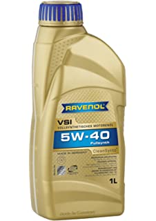 Ravenol J1A1538 VSI 5W-40 Fully Synthetic Motor Oil (1 Liter)