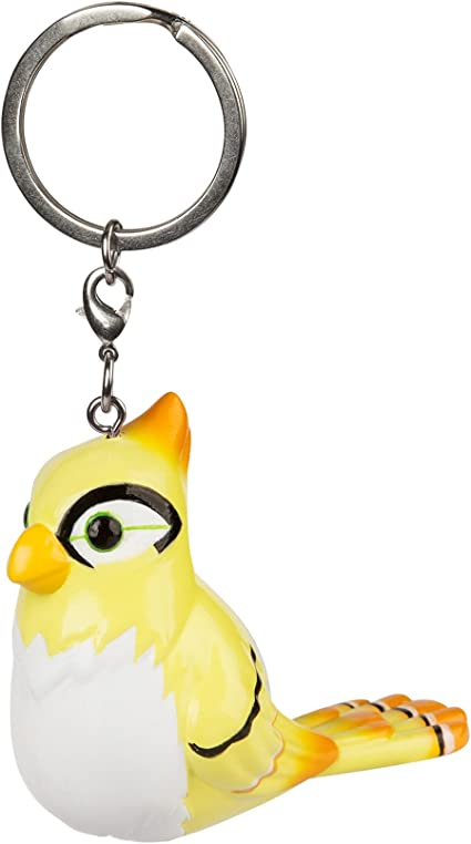 Authentic OVERWATCH Snowball 3D Keychain NEW