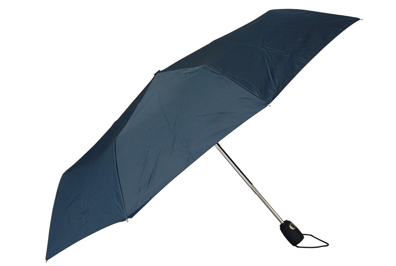 RainStoppers Auto Open Auto Close Deluxe Mini Umbrella