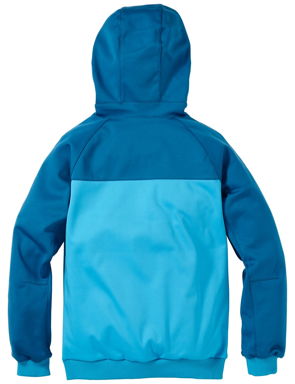 5b233c5d8 Mejor Jack Wolfskin Jack Wolfskin Boy Stan Soft Shell chaqueta, turquesa,  X-Large