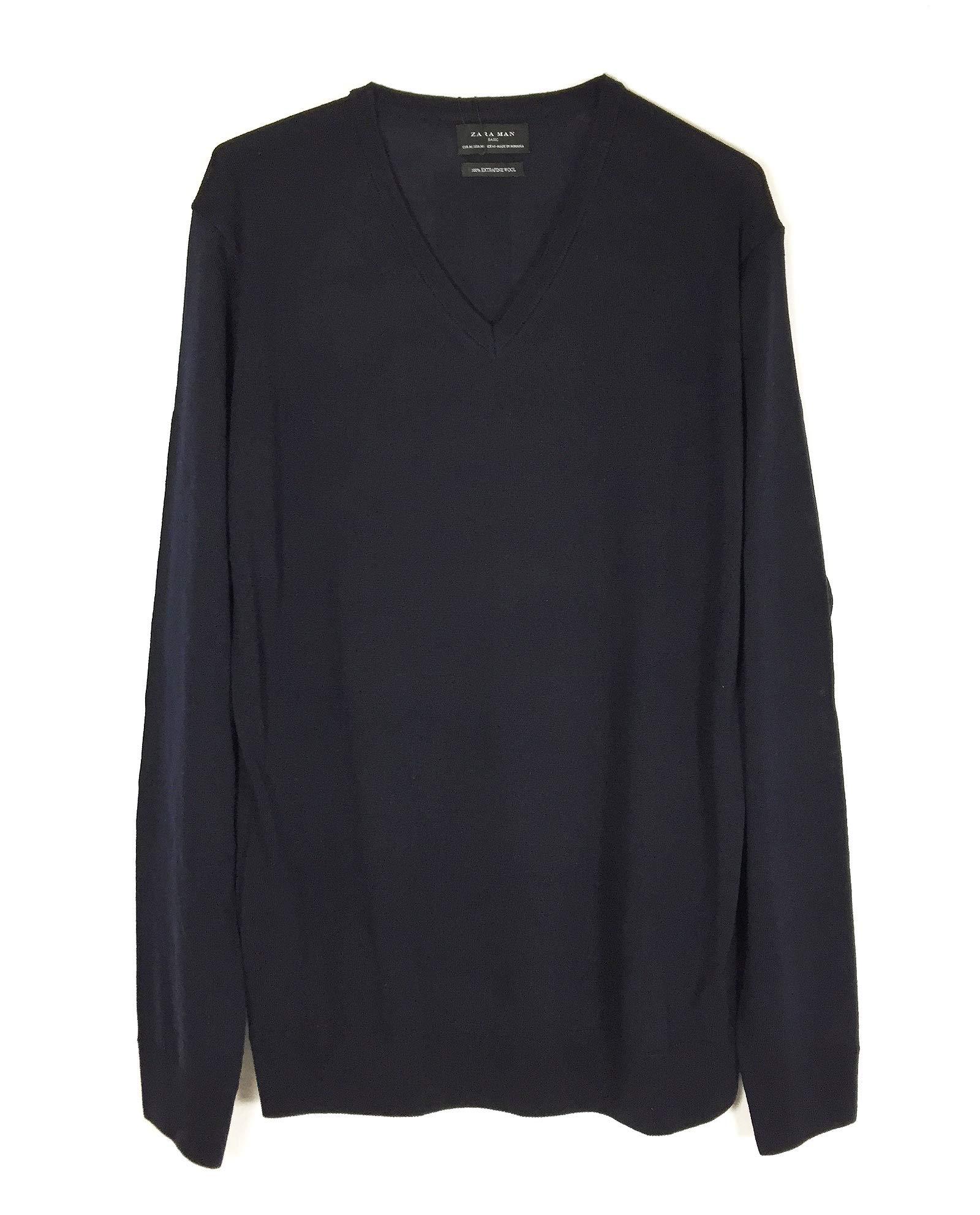 Zara Men Fine Wool Sweater 0693/330 (Medium)