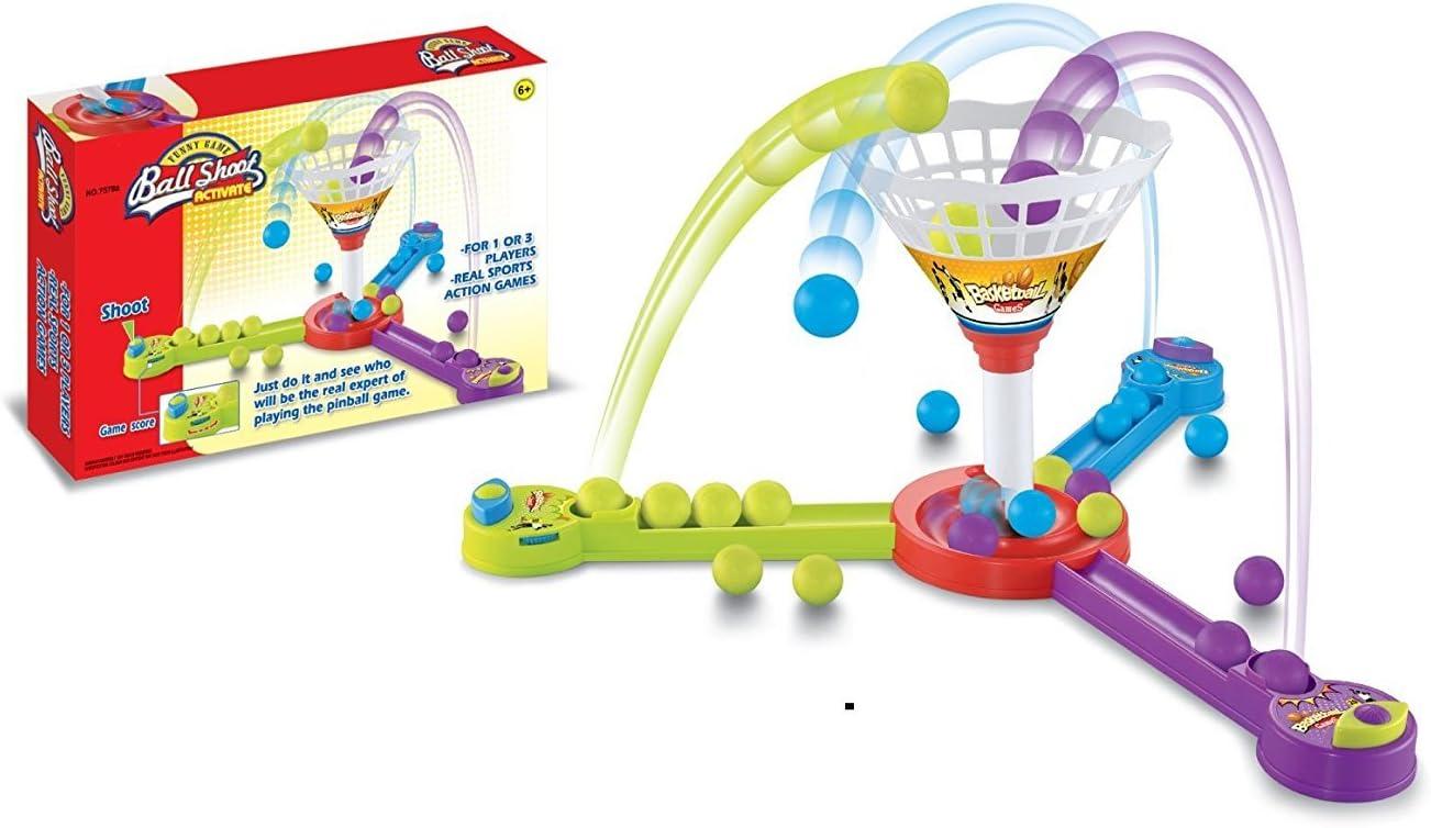 NEO+- Juego de Mesa Encesta la Pelota (75788): Amazon.es: Juguetes y juegos