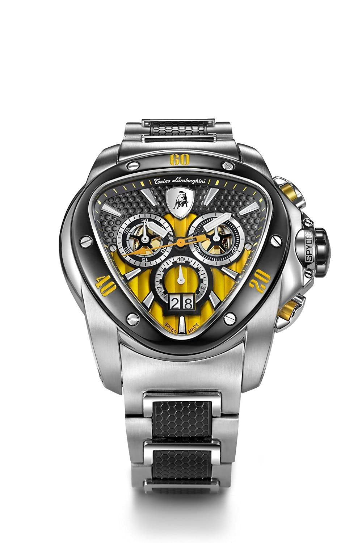 amazon com tonino lamborghini 1116 spyder men s chronograph watch amazon com tonino lamborghini 1116 spyder men s chronograph watch watches