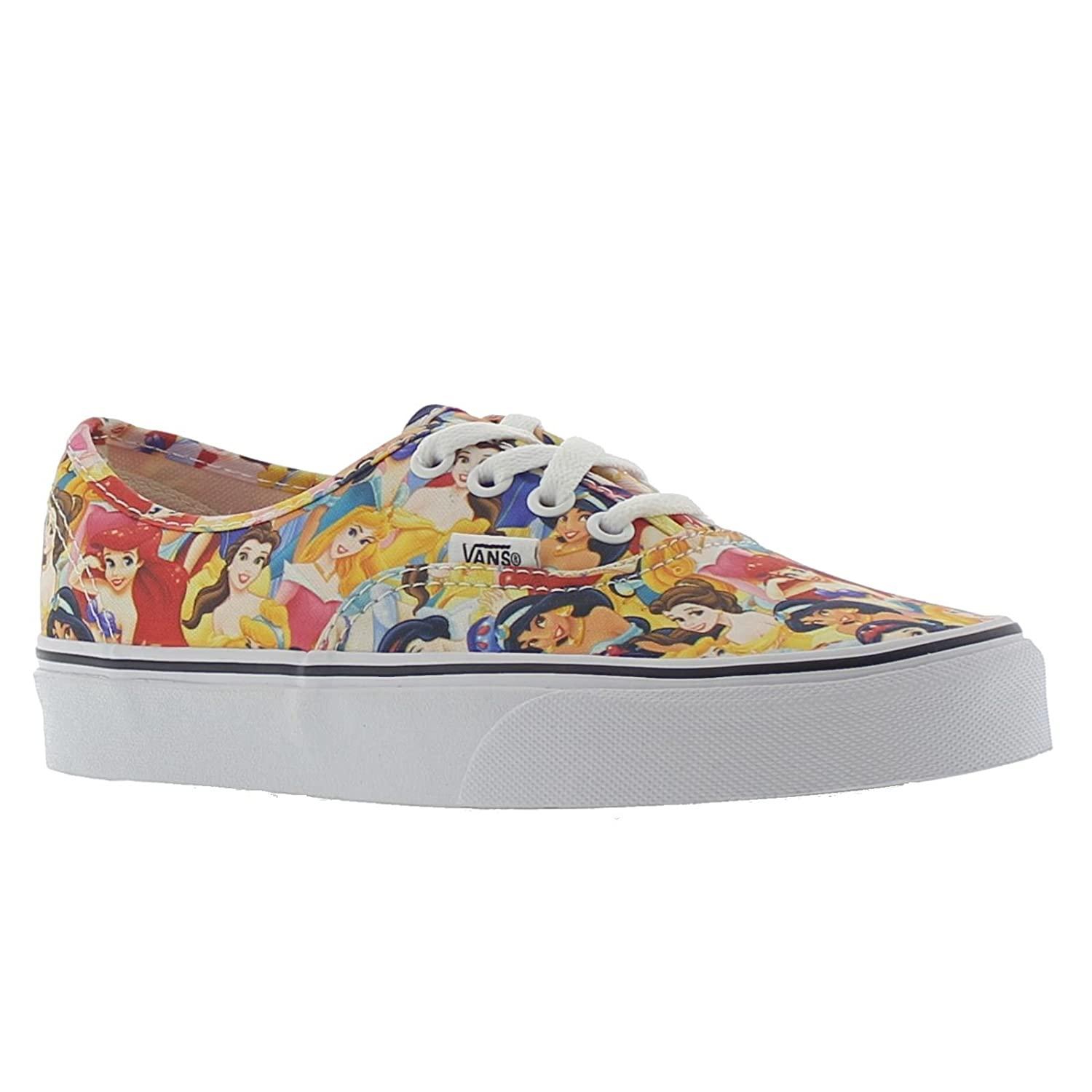 4a7c6f11d40847 Vans Disney Womens Multi Princess Authentic Sneakers  Amazon.ca  Shoes    Handbags