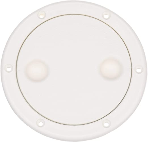 98 mm Seachoice 50-39251 Tapa de registro con rosca
