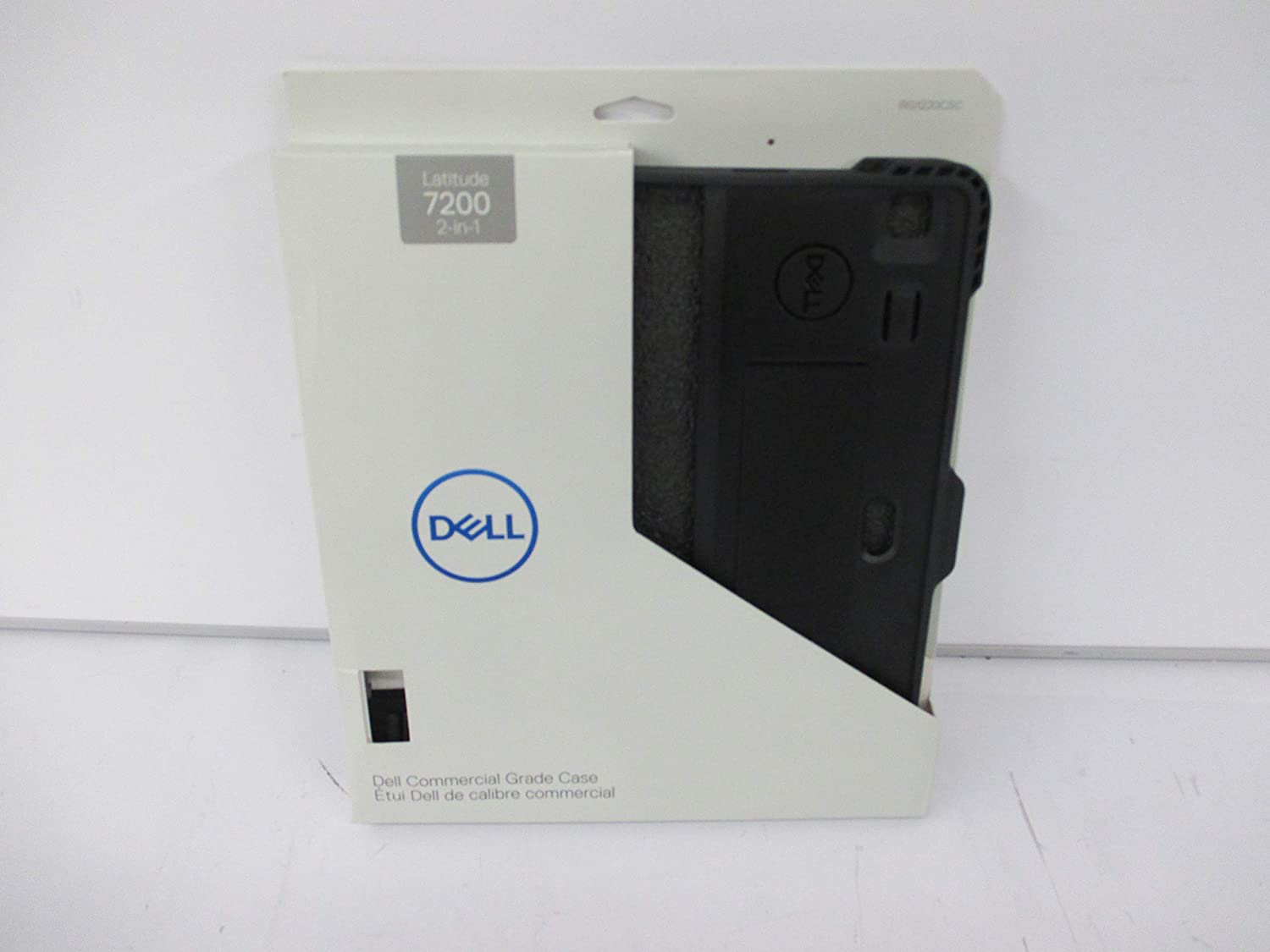 Dell Tablet PC Protective case - Black - for Latitude 7200 2-in-1