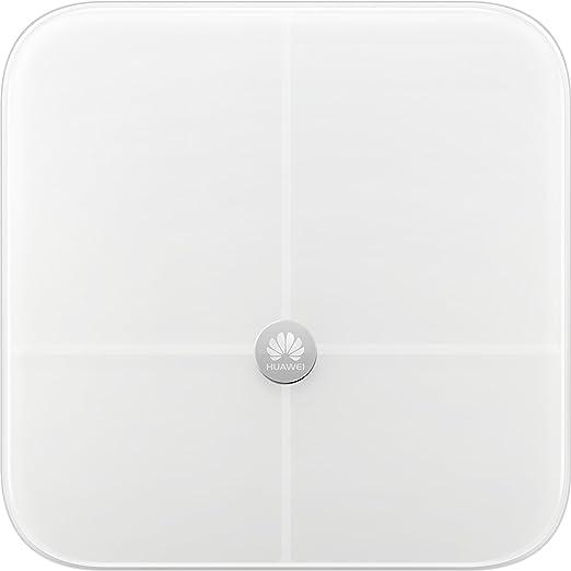 Huawei BXHUAH100 - Bascula inteligente, color blanco: Huawei: Amazon.es: Salud y cuidado personal