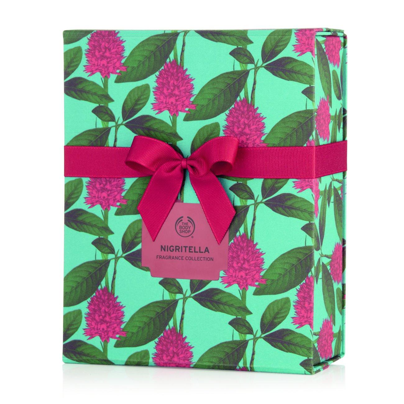 The Body Shop Elixirs of Nature Nigritella Fragrance Gift Set, 3pc Fragrance Gift Set