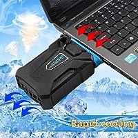 Booyse Notebook Soğutucu Vakumlu Fan Ayarlı Yeni Nesil Laptop Soğutucu