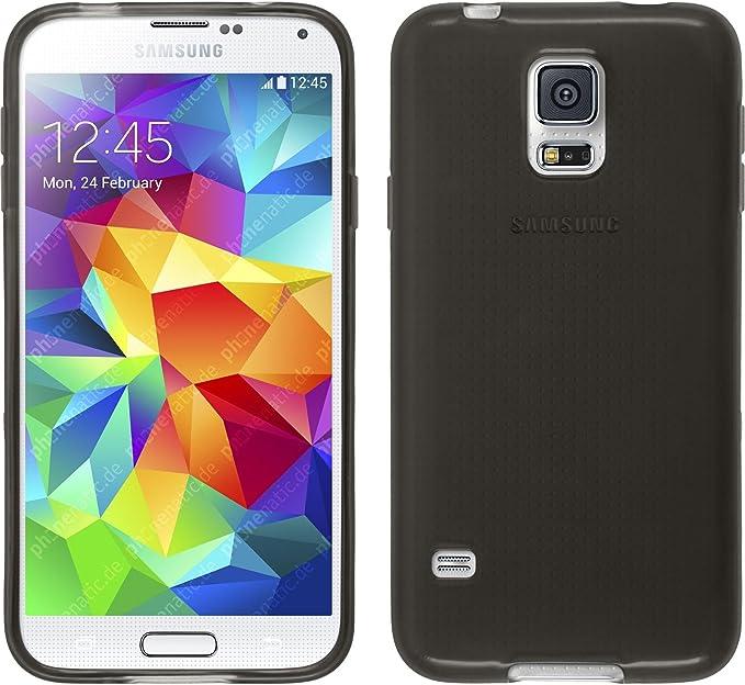 PhoneNatic - Carcasa de Silicona para Samsung Galaxy S6 (Incluye ...
