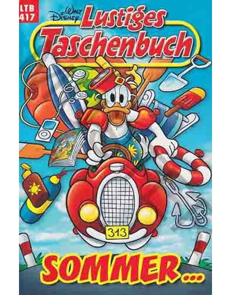 Lustiges Taschenbuch LTB Nr. 417 - Sommer...