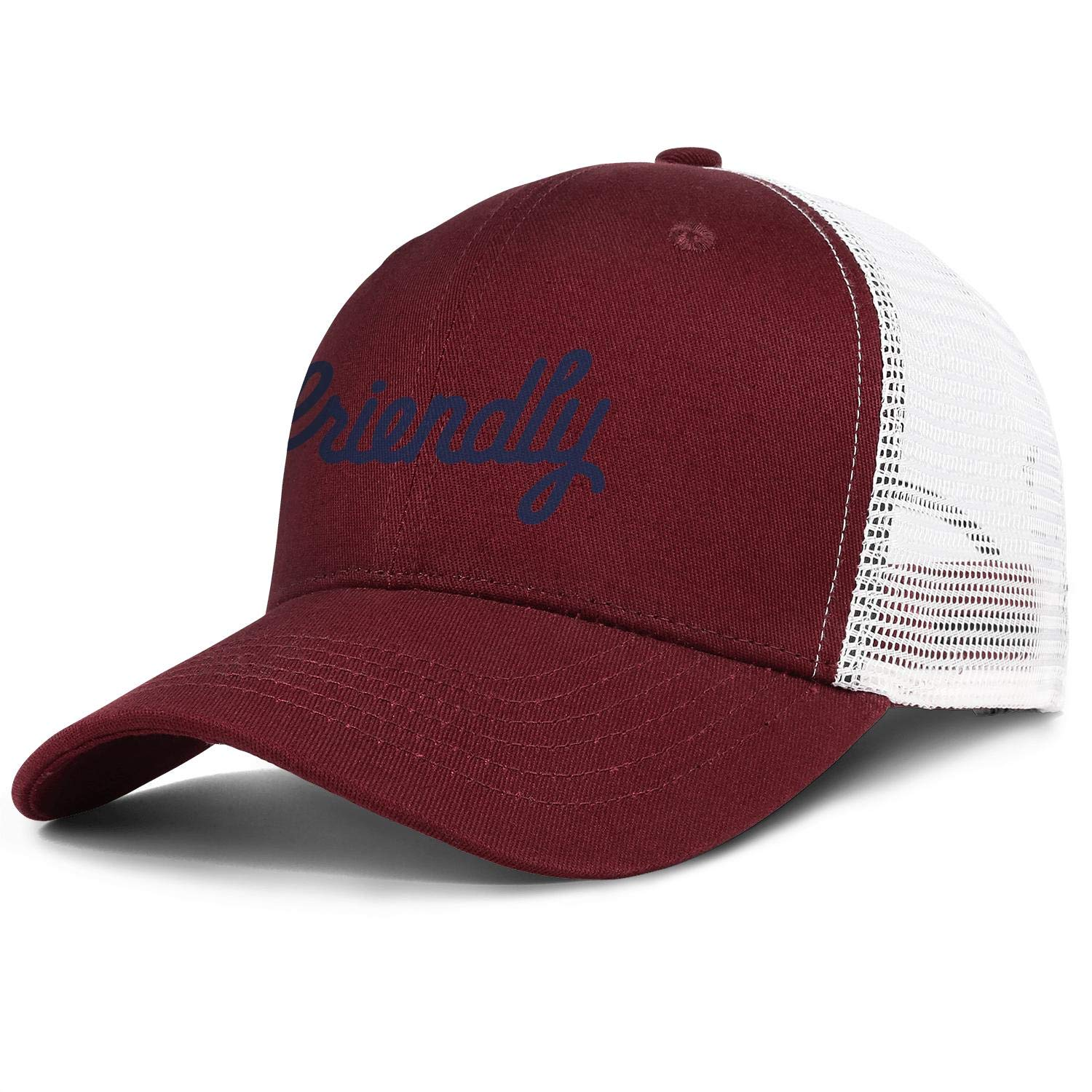WintyHC Friendlys Logos Cowboy Hat Dad Hat Adjustable Fits Baseball Cap
