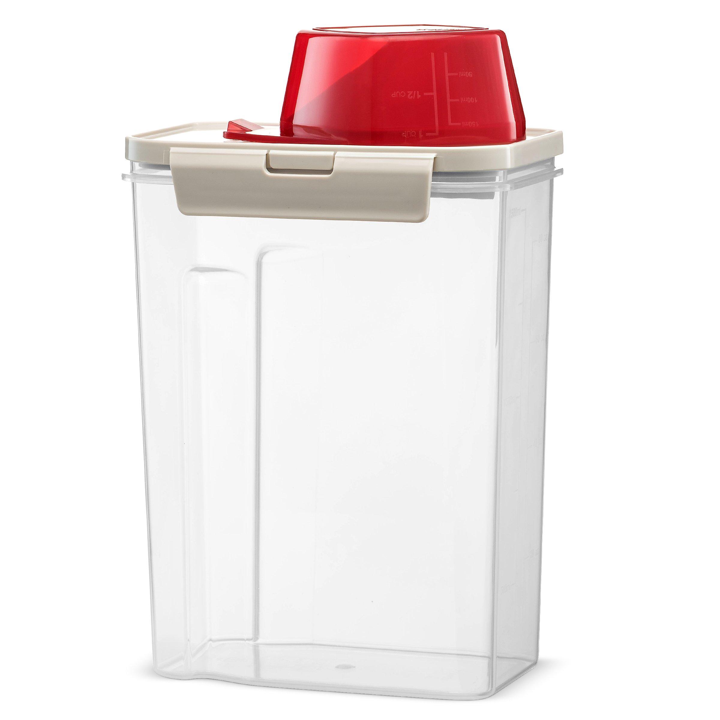 Komax Biokips Fresh Grain Dry Food Plastic Storage Container 28L