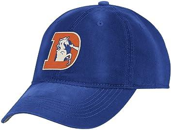 Reebok NFL Denver Broncos Equipo de Classics Color souch Flex Gorra -  eq56z e4e88e9ee78