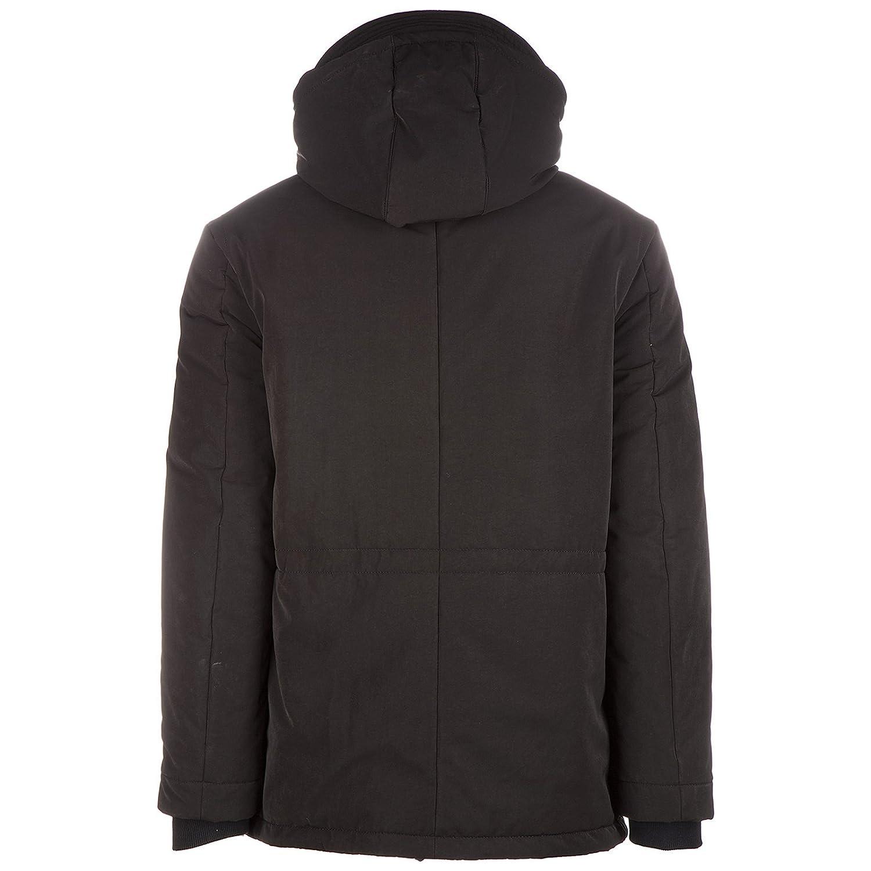 Versace Jeans blouson doudoune homme tatt pl frosted regular noir EU 48 (UK  38) C5GOA904 OUP404  Amazon.fr  Vêtements et accessoires 373b92d6c06