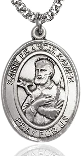 Sterling Silver Heartland Store St Francis Medal