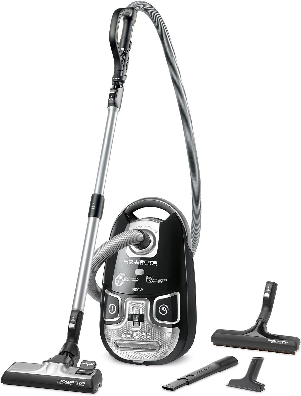 Rowenta Silence Force Extreme - Aspiradora, 2200 W, 32 kPa: Amazon.es: Hogar