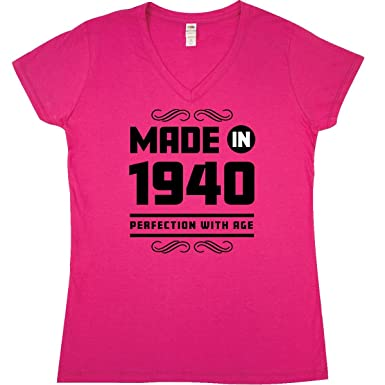 Amazon com: inktastic - Made in 1940 Perfection with Age