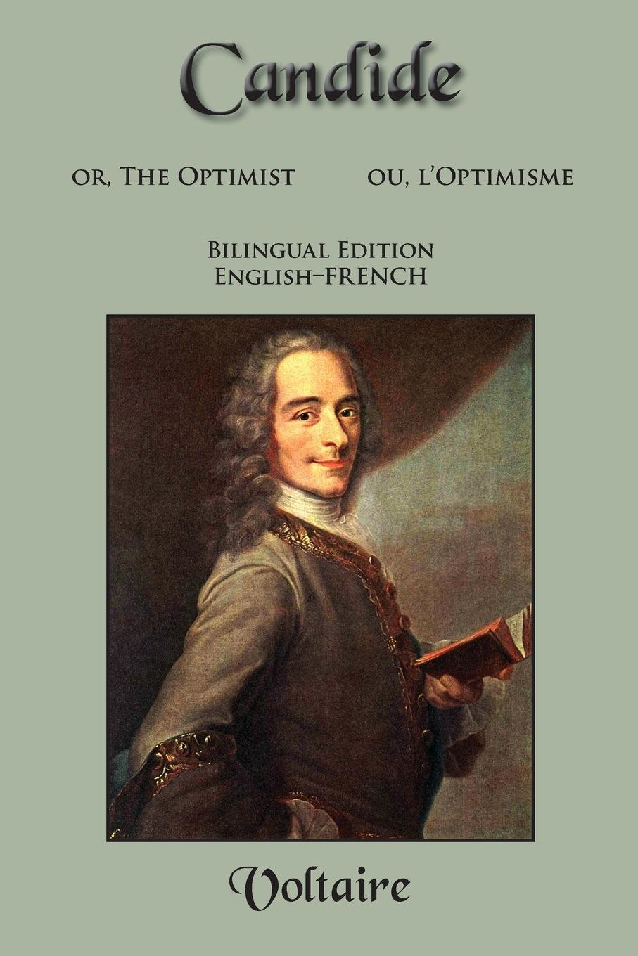 Candide: Bilingual Edition: English-French (English and French Edition) by Sleeping Cat Books