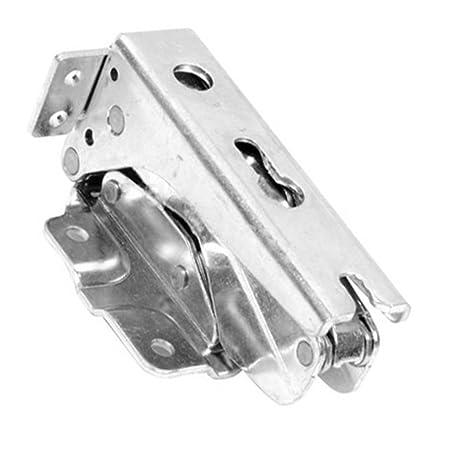 Spares2go integrado superior derecha puerta bisagra para Beko ...