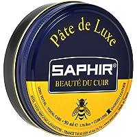 Cera para calzado Saphir, 50 ml Marrón marrón oscuro