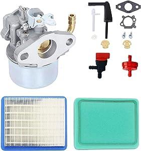 HQparts Carburetor carb for Intek I/C 206 Generator 6.5 HP OHV Engine