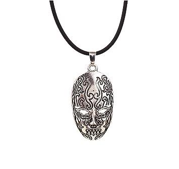 Harry Potter: Death Eater Pendant / Necklace Az7kL