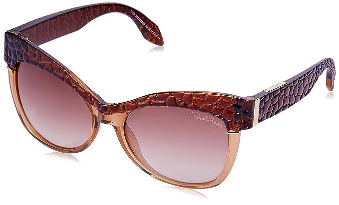Amazon.com: Roberto Cavalli anteojos de sol RC740S ...