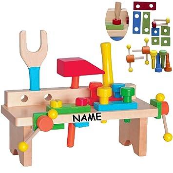 di legno del panca banco di Giocattolo giocattolo del Knocking della f7gYb6y