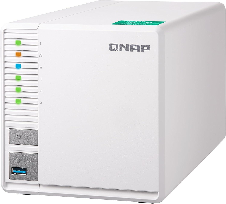 Qnap Ts 328 Desktop Nas Gehäuse Mit 2 Gb Ddr4 Ram Computer Zubehör