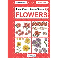 Çiçekler - Kolay Kanaviçe Serisi 1