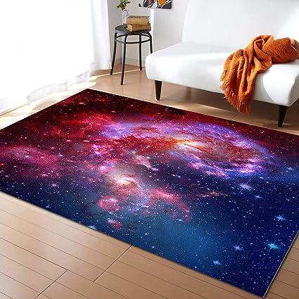 Amazon.com : Space Large Area Rugs 3\' x 5\' Throw Carpet ...