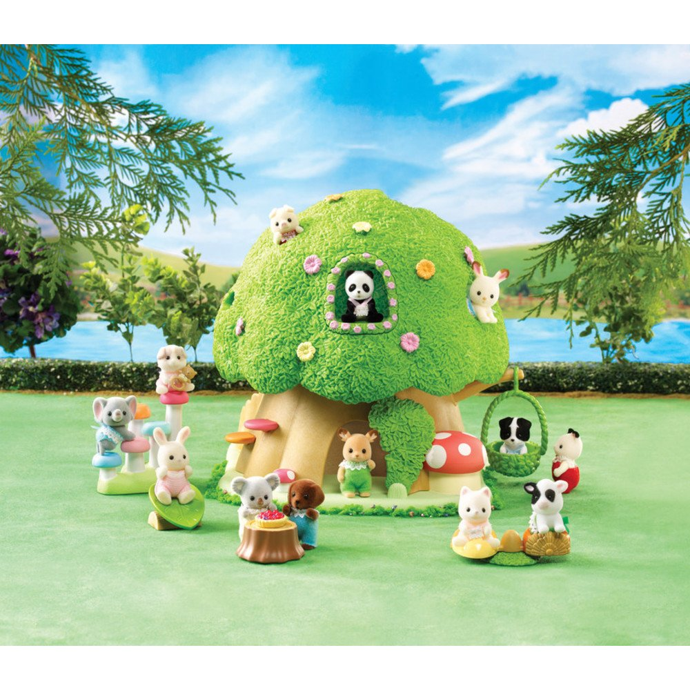 Calico Critters Baby Discovery...