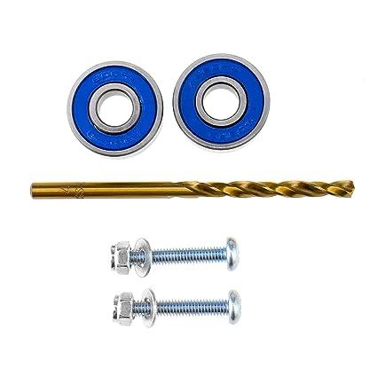 Metal Brazo limpiaparabrisas reparación Cojinete Kit de herramientas de corrección para Renault Grand Scenic 2 II