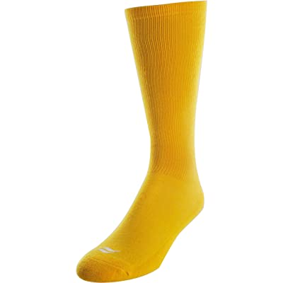Amazon.com : Sof Sole All Sport Over-the-Calf Team Athletic Performance Socks for Men and Youth (2 Pairs), Child 13-Youth 4, Gold : Clothing