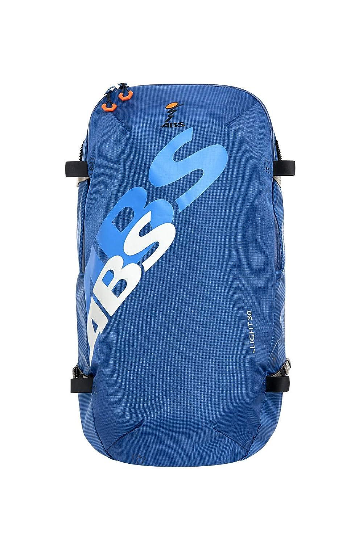 ABS Unisex– Erwachsene Lawinenrucksack Zip-On 30, Packsack für P.Ride Compact und S.Light Base Unit, 30L Volumen, Fach für Sicherheitsausrüstung, Ski-und Snowboardhalterung, Helmnetz