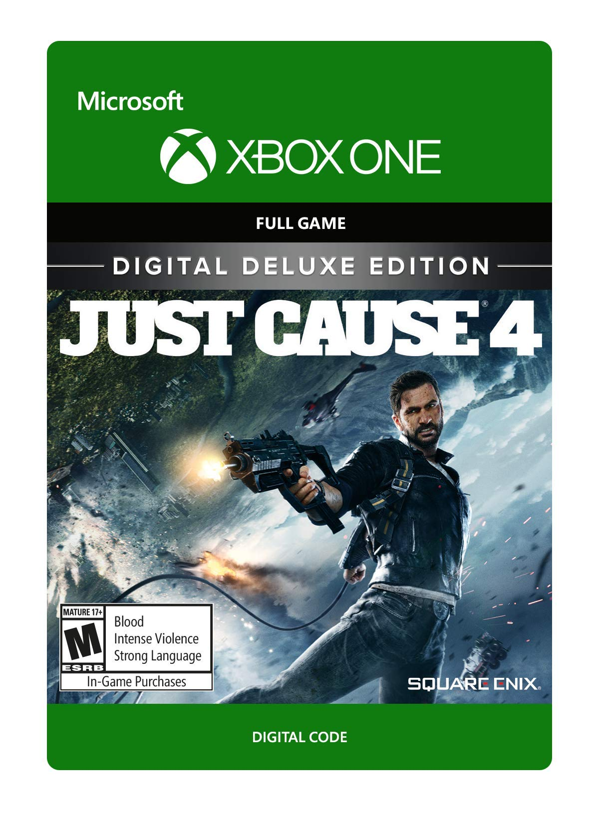 Just Cause 4 Digital Deluxe - Xbox One [Digital Code]