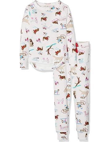 66f6bede248 Joules Girl s Sleepwell Pyjama Sets