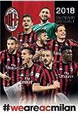MILAN 2018 - calendario oficial (29x42 cm)