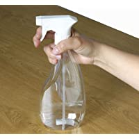 Large Clear Trigger Spray Bottle 500ml