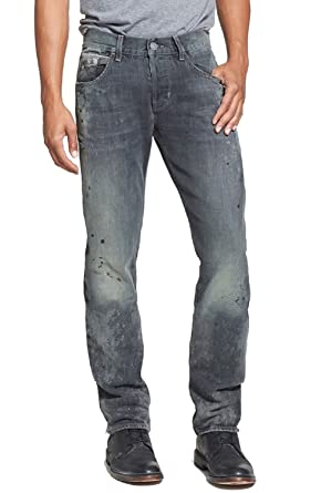 0b7c7a1c2e8 Amazon.com  Hudson Jeans  Byron  Straight Leg Jeans (Oxidized) (34 ...
