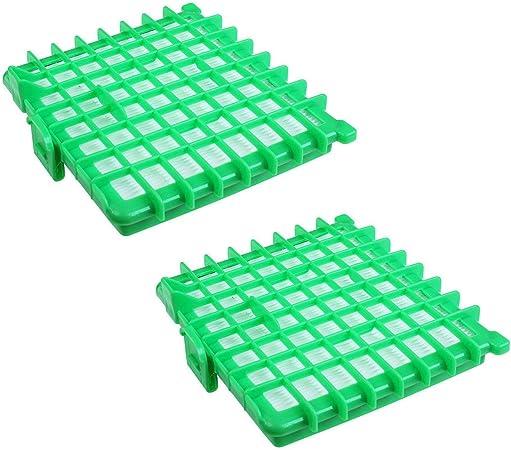 inherited Filtro hepa,filtros Hepa H12 Accesorios para aspiradoras filtros aspiradora rowenta 196 x 176 mm(ZR002901),Filtros para aspiradoras de Trineo,Lote de 2: Amazon.es: Hogar