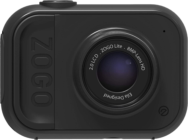 Amazon.es: Cámara Zogo 8MP y cámara de acción para niños con batería y memoria incorporada