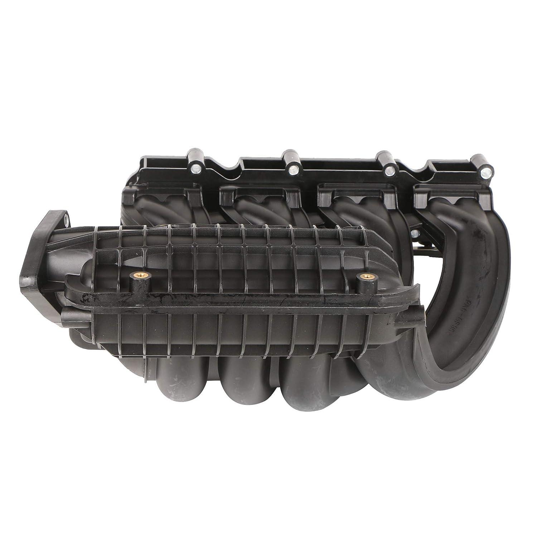 MOSTPLUS 6110901337 6110903637 6110902937 Colector de admisi/ón de aire Compatible con C-KLASS W203 S202 C200CDI E-KLASS E200CDI