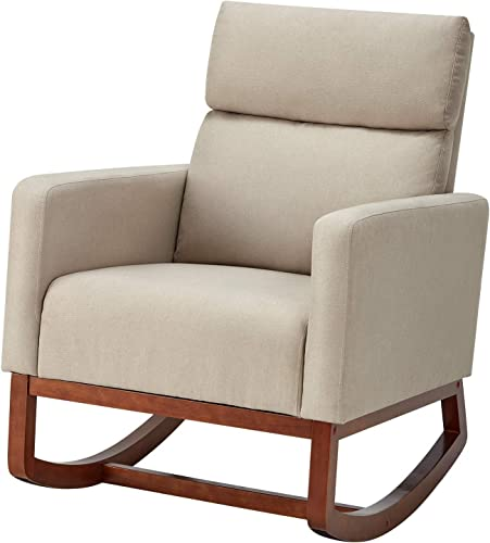 Avawing Living Room Rocking Chair