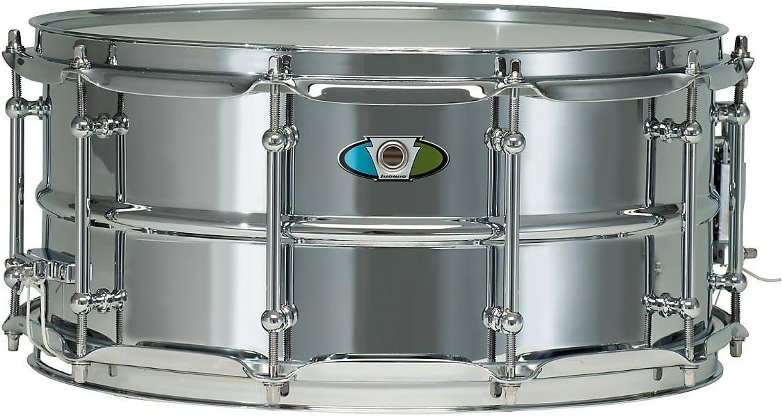 Ludwig Supralite Snare Drum Kit de 6,5 x 14, incluye: funda, baquetas, y guía de supervivencia: Amazon.es: Instrumentos musicales